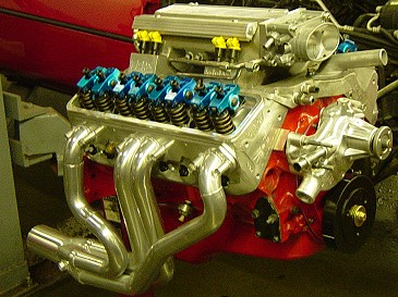 Boos Performance C4 L98 383 Stroker Package
